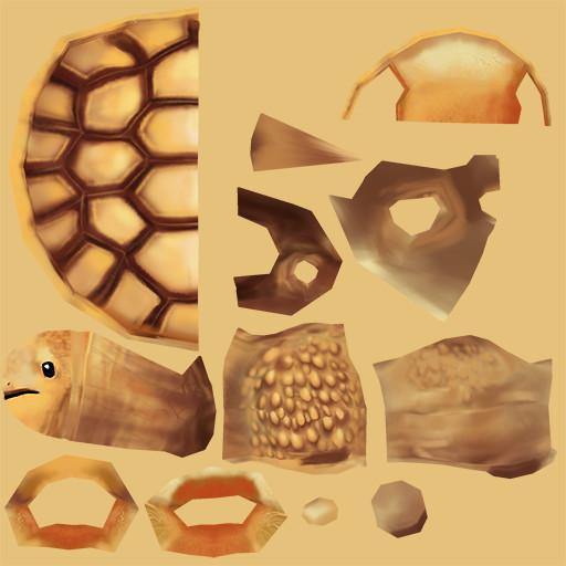 Melissa chiu tortoise texture