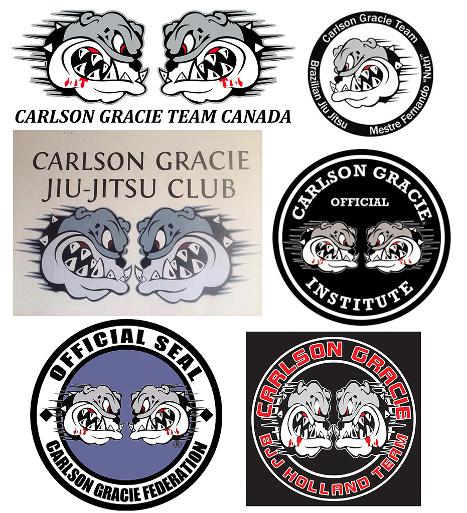 By Photo Congress || Gracie Brazilian Jiu Jitsu Logo