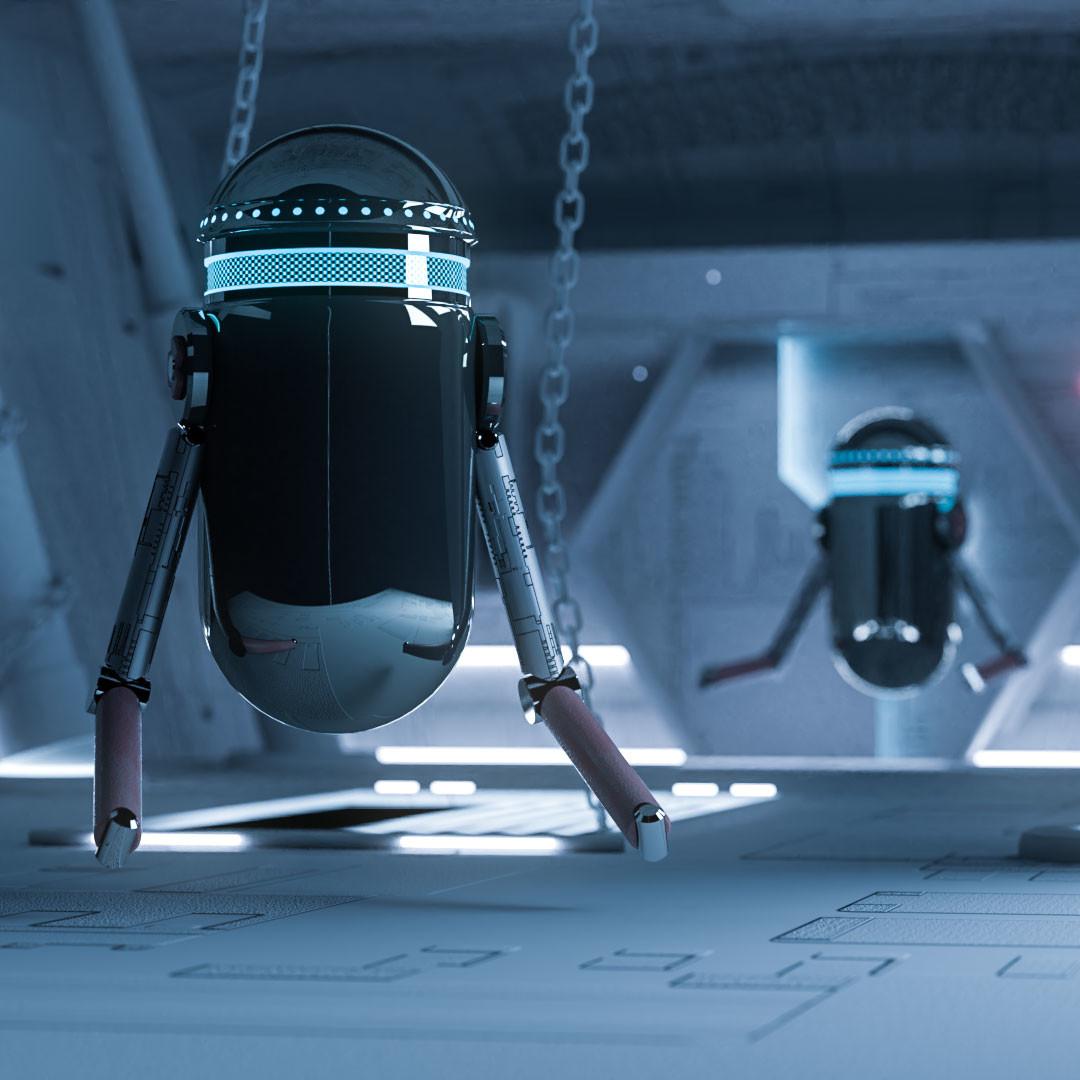 Michelangelo girardi robot ig