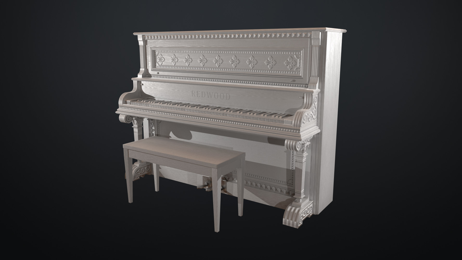 Sami tarvainen piano render 5