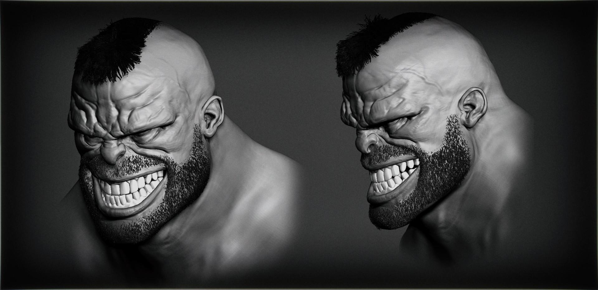 Pierre benjamin hulk test render02dddddddd