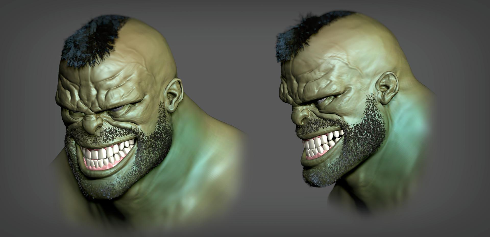 Pierre benjamin hulk test render02777777