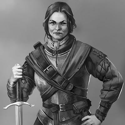 Loles romero swordsister veteran