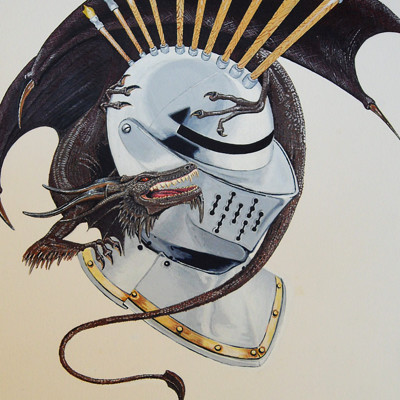 Vitaliy burov dragon