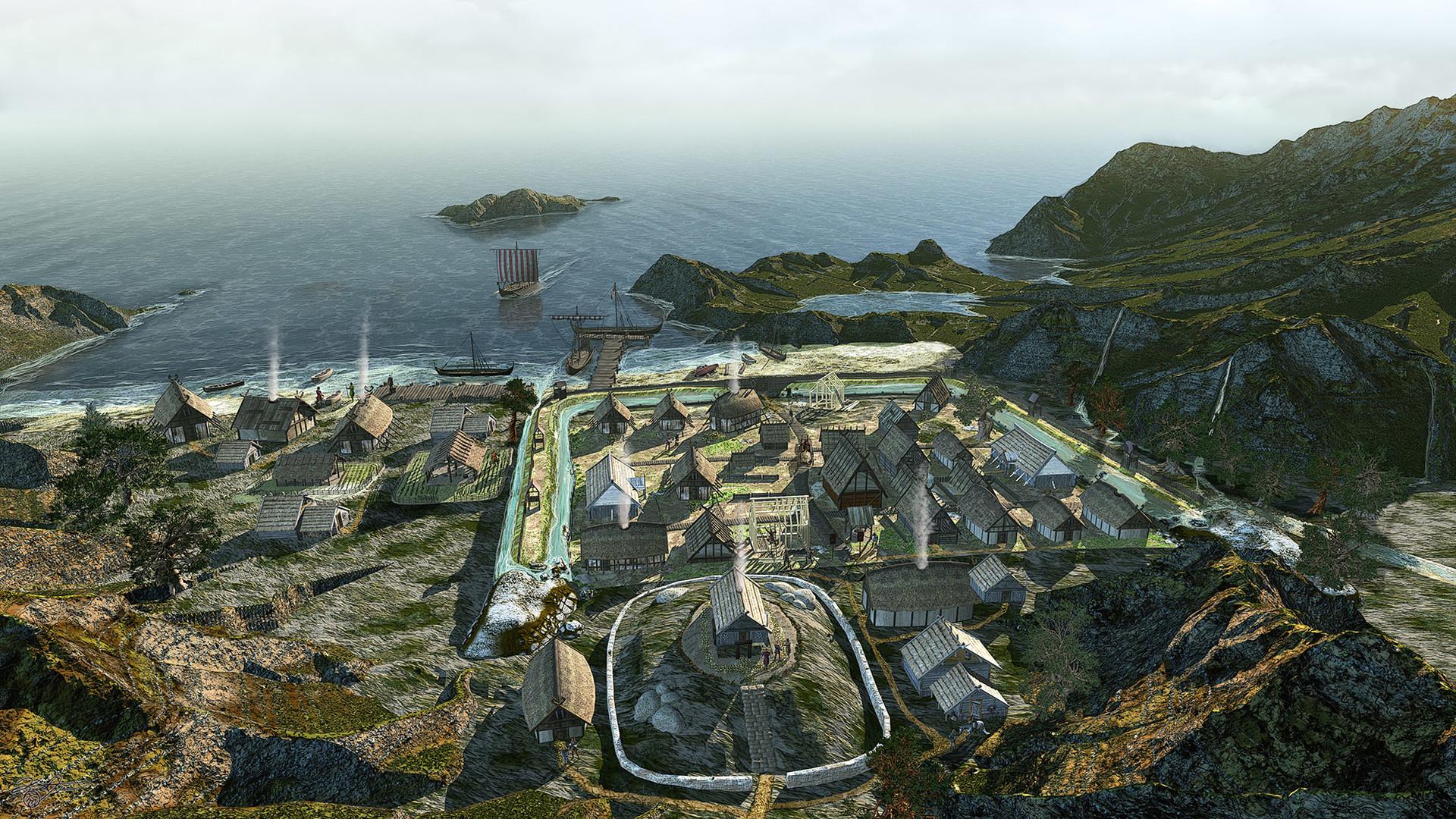 Kurt miller viking village v2 b