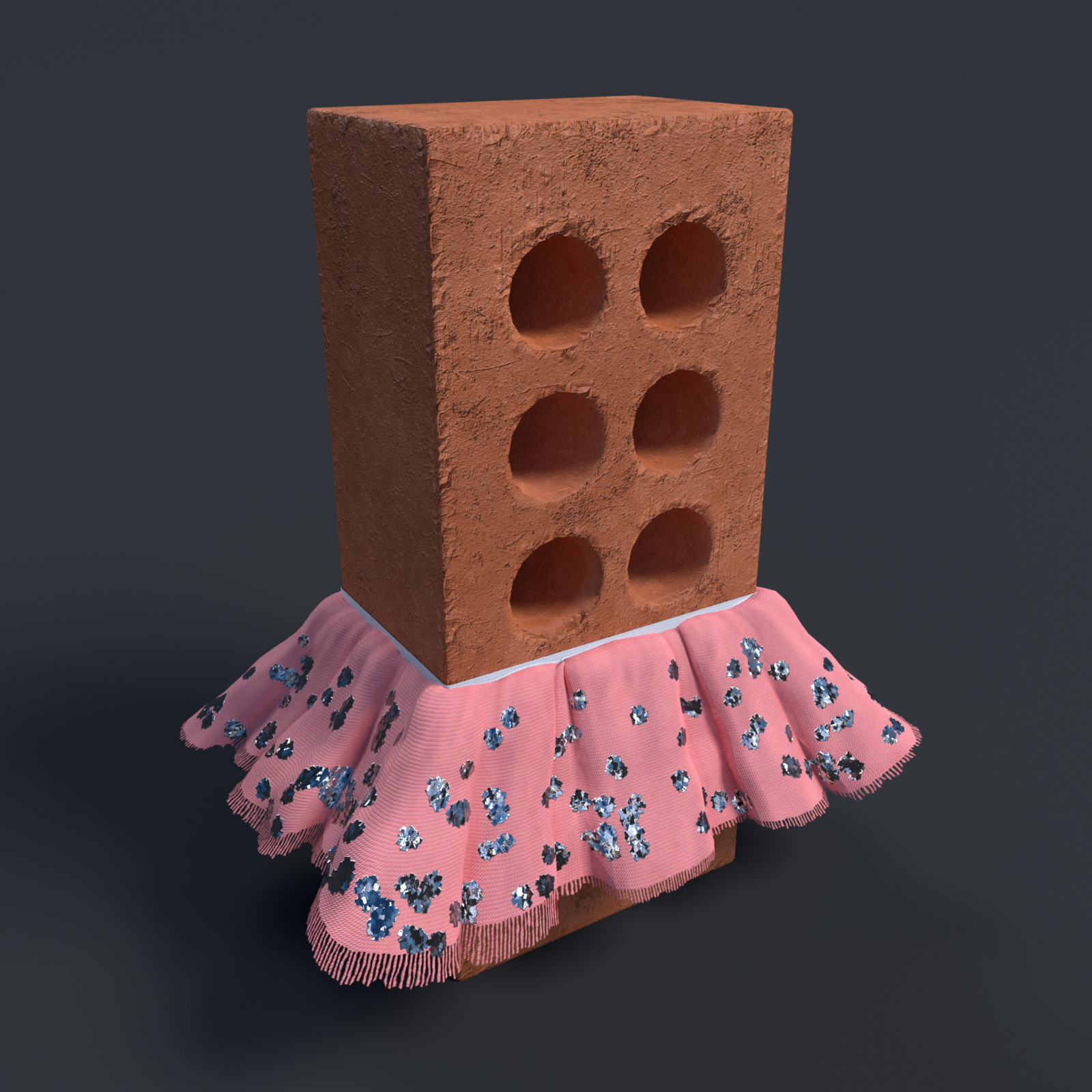 Trixie the Brick