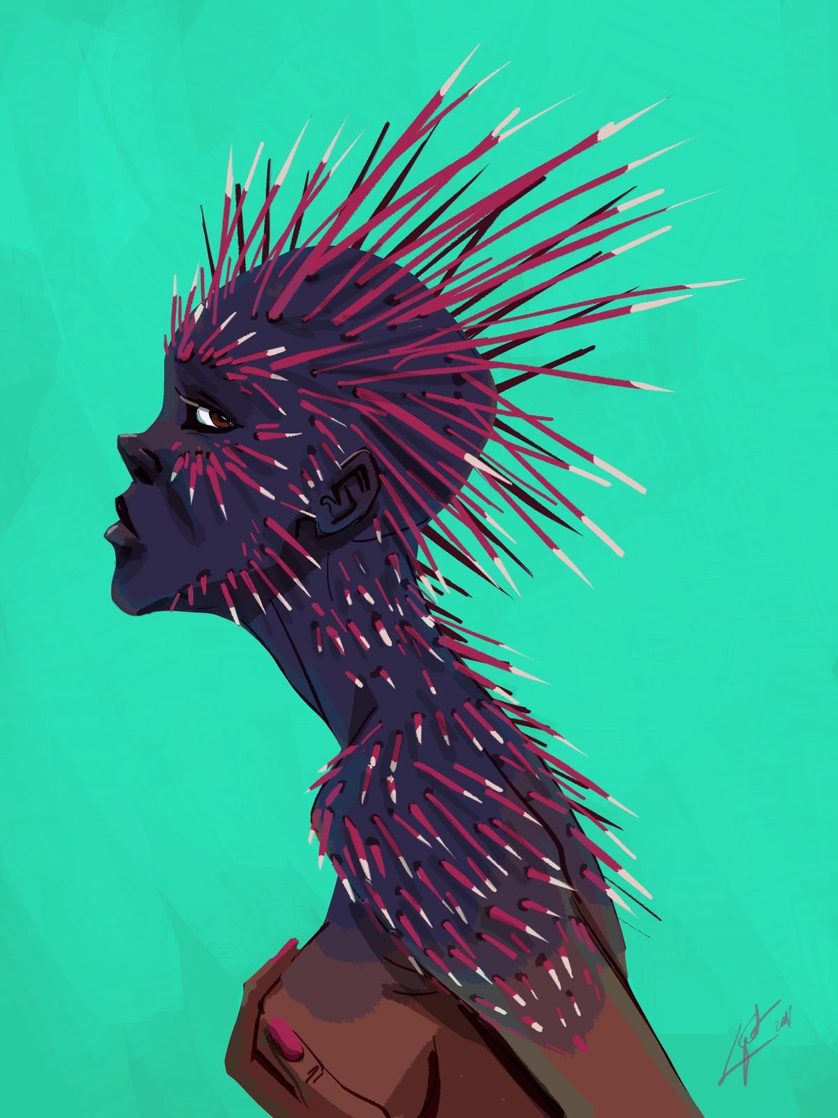 Lady Urchin