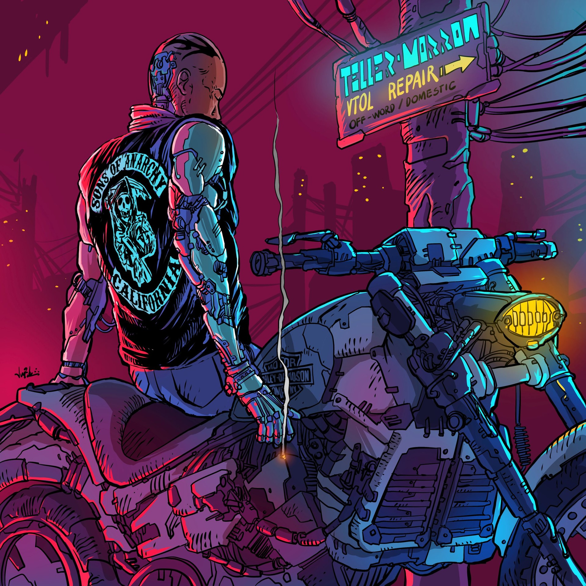 Joao antunes jr antunesketch samcro 2084colord