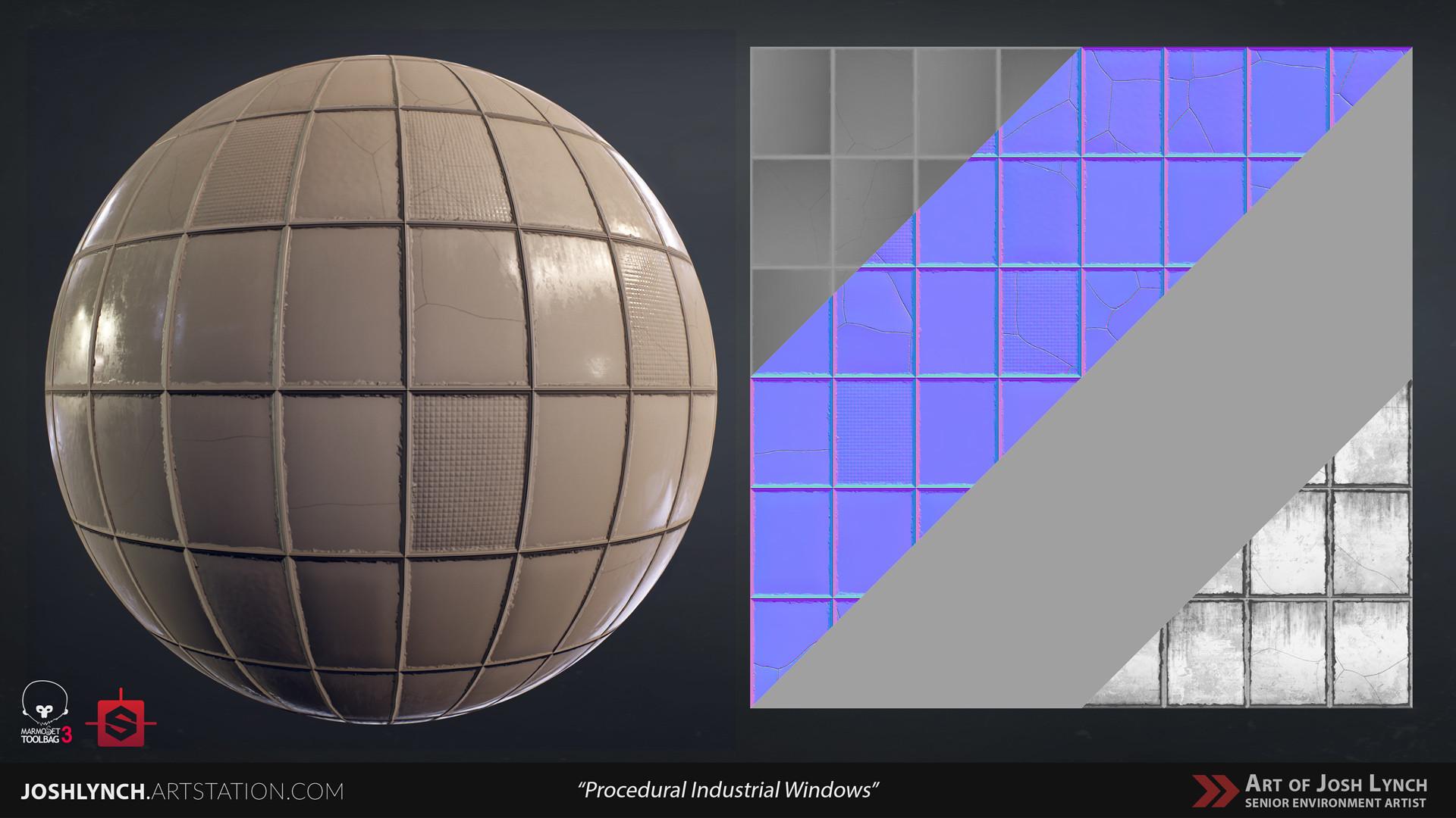 Joshua lynch industrial windows 02 sphere gray