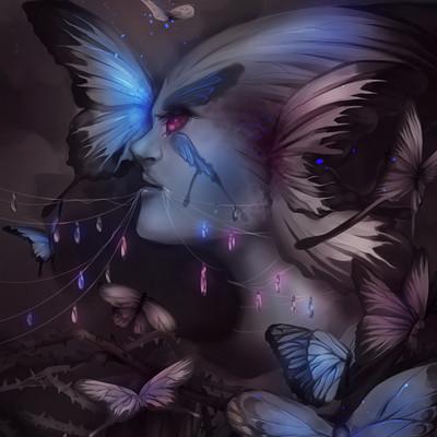 Paula wisniewska butterfly