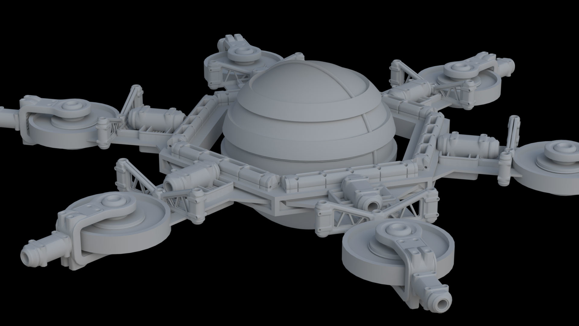 Michelangelo girardi orbital ig clay