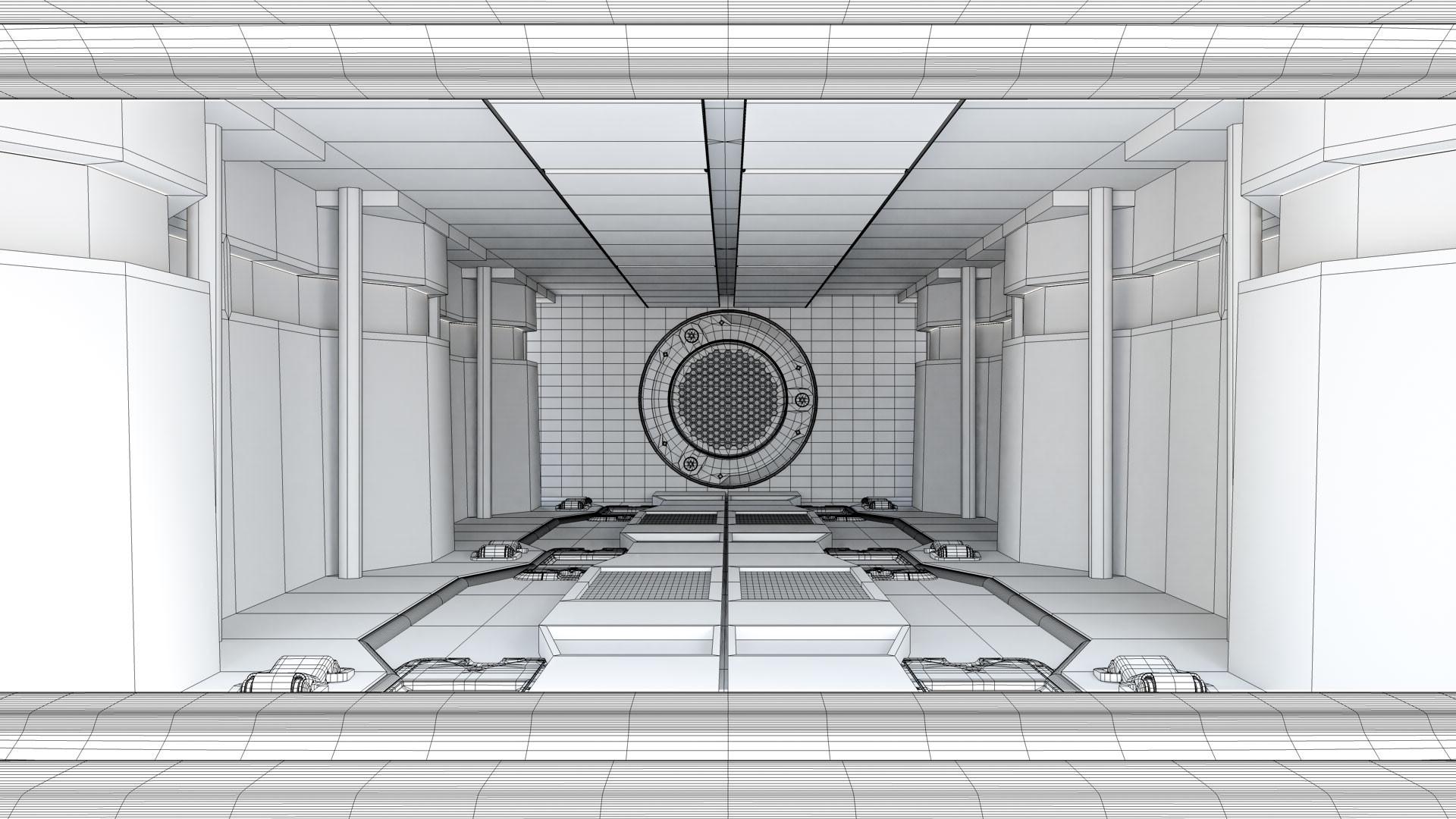 Michelangelo girardi corridor new wireframe