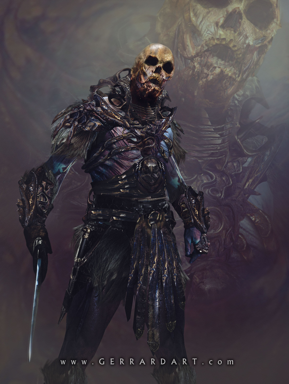 SKELETOR : GERRARDIAN VERSION