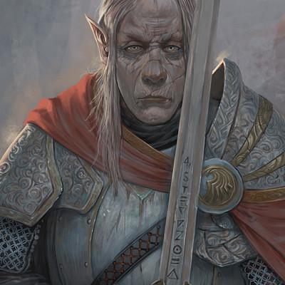 Sax irfan the grey elf