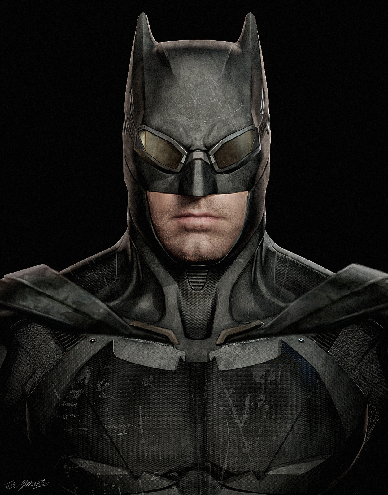 Justice League: Batman Tech Suit