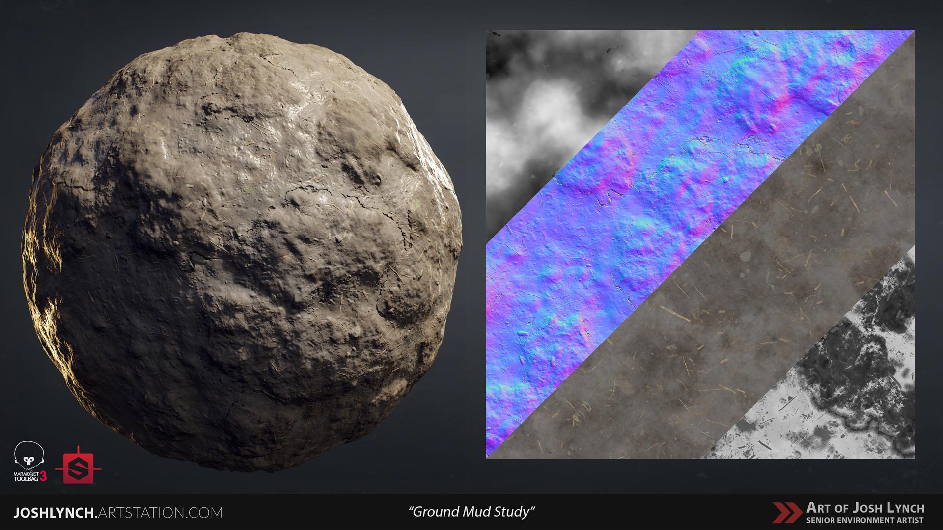 Joshua lynch ground mud 01 sphere 01
