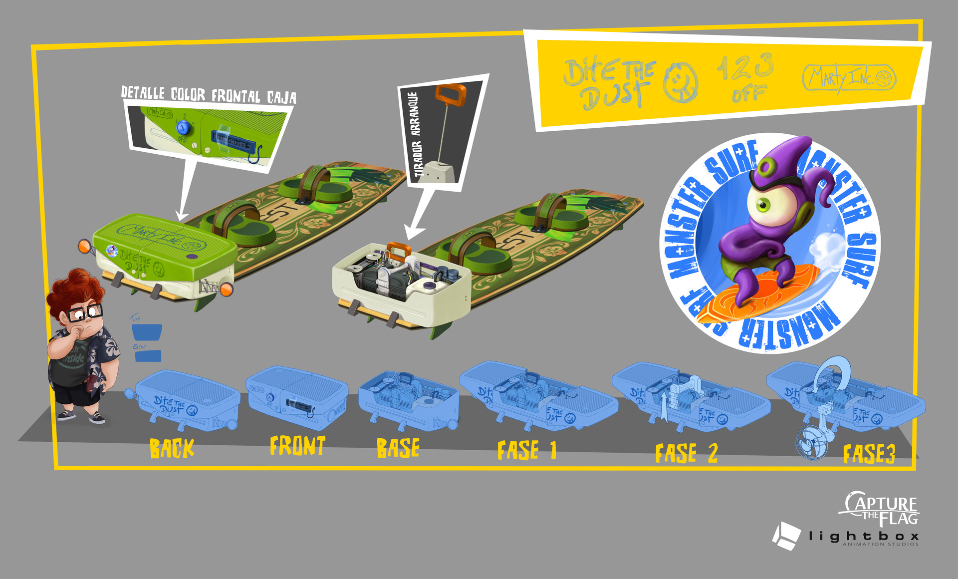 Angel oromendia prp kitesurfboard cpt development boxdetailvariation