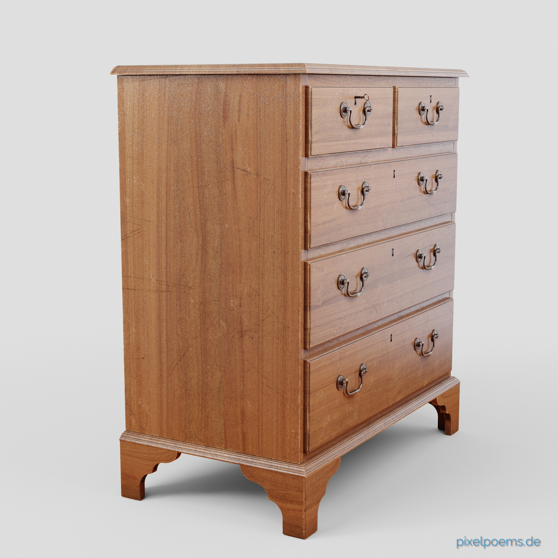Karl andreas gross mahagony chest of drawers webversion 02