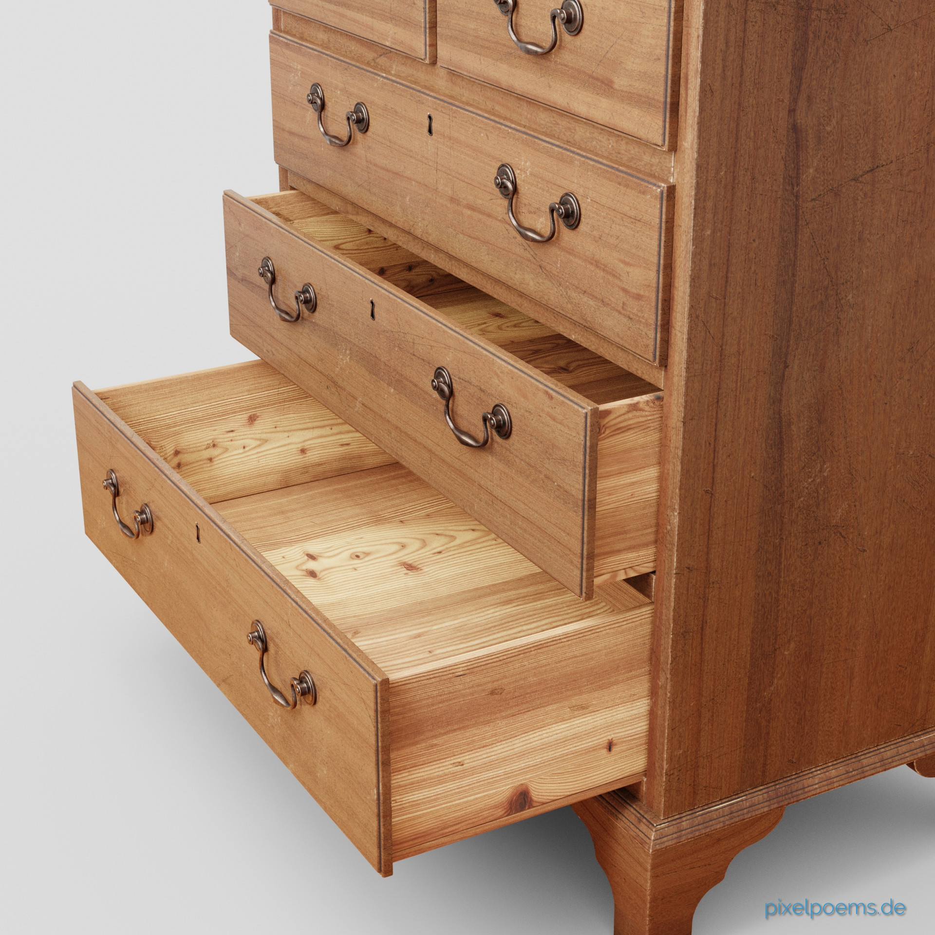 Karl andreas gross mahagony chest of drawers webversion 05