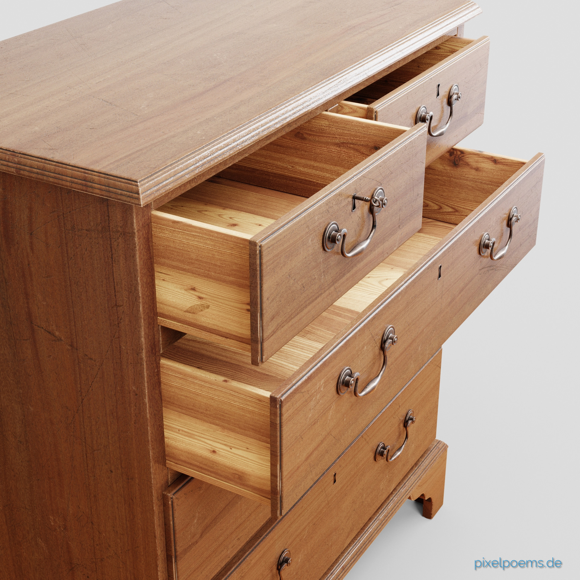 Karl andreas gross mahagony chest of drawers webversion 04