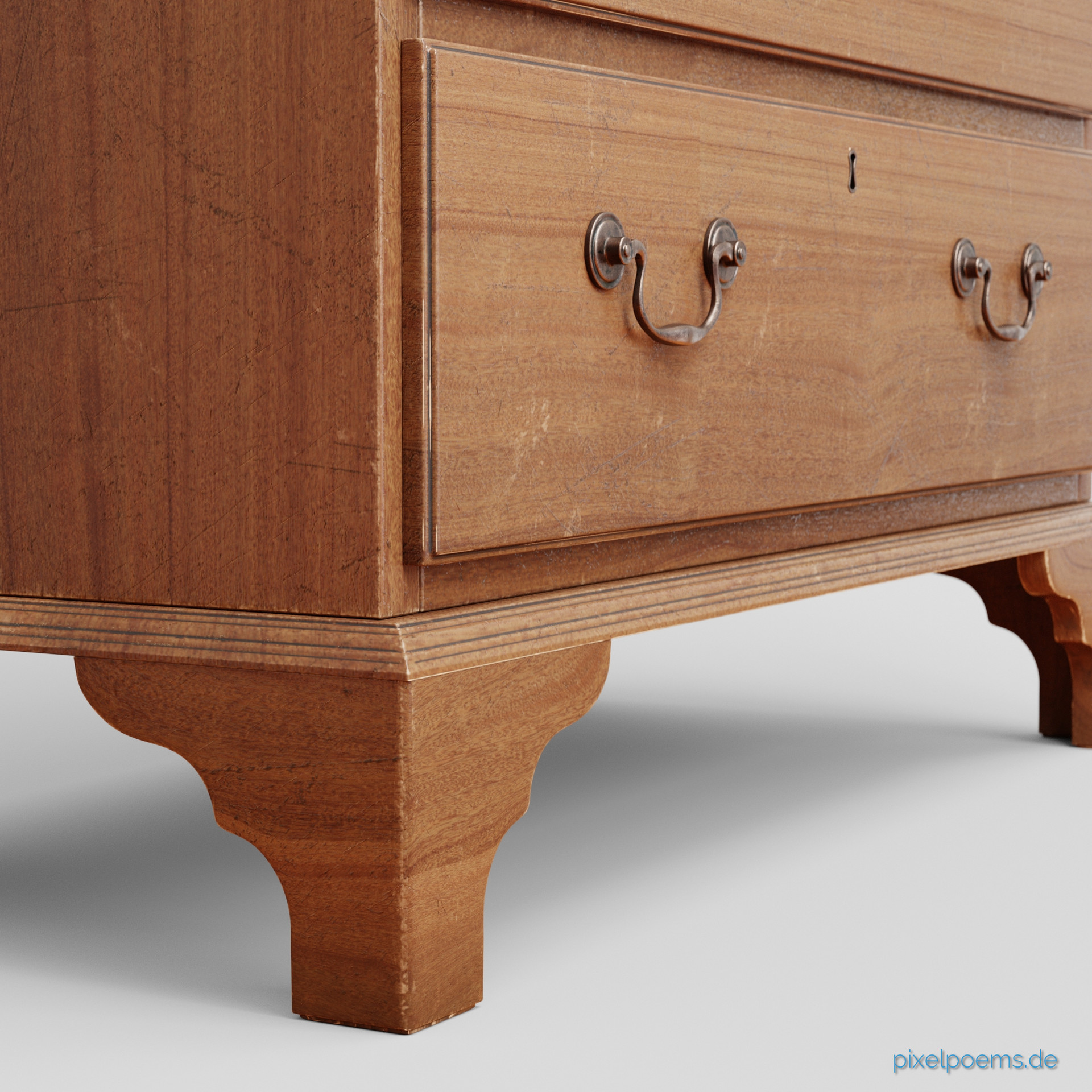 Karl andreas gross mahagony chest of drawers webversion 07