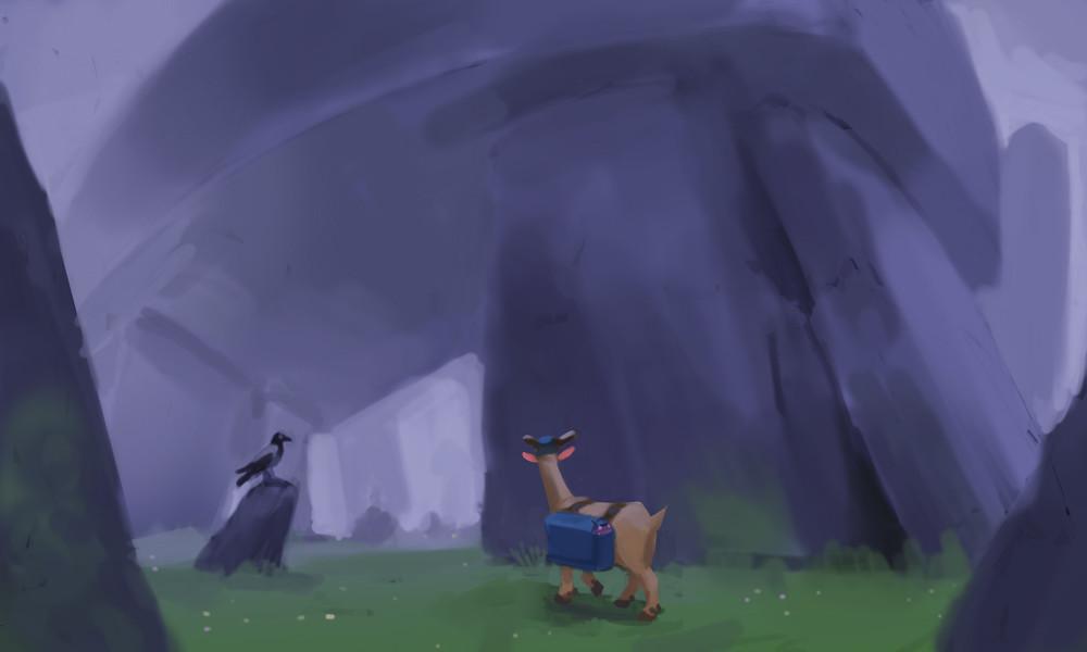 Devin platts hoody dolmen