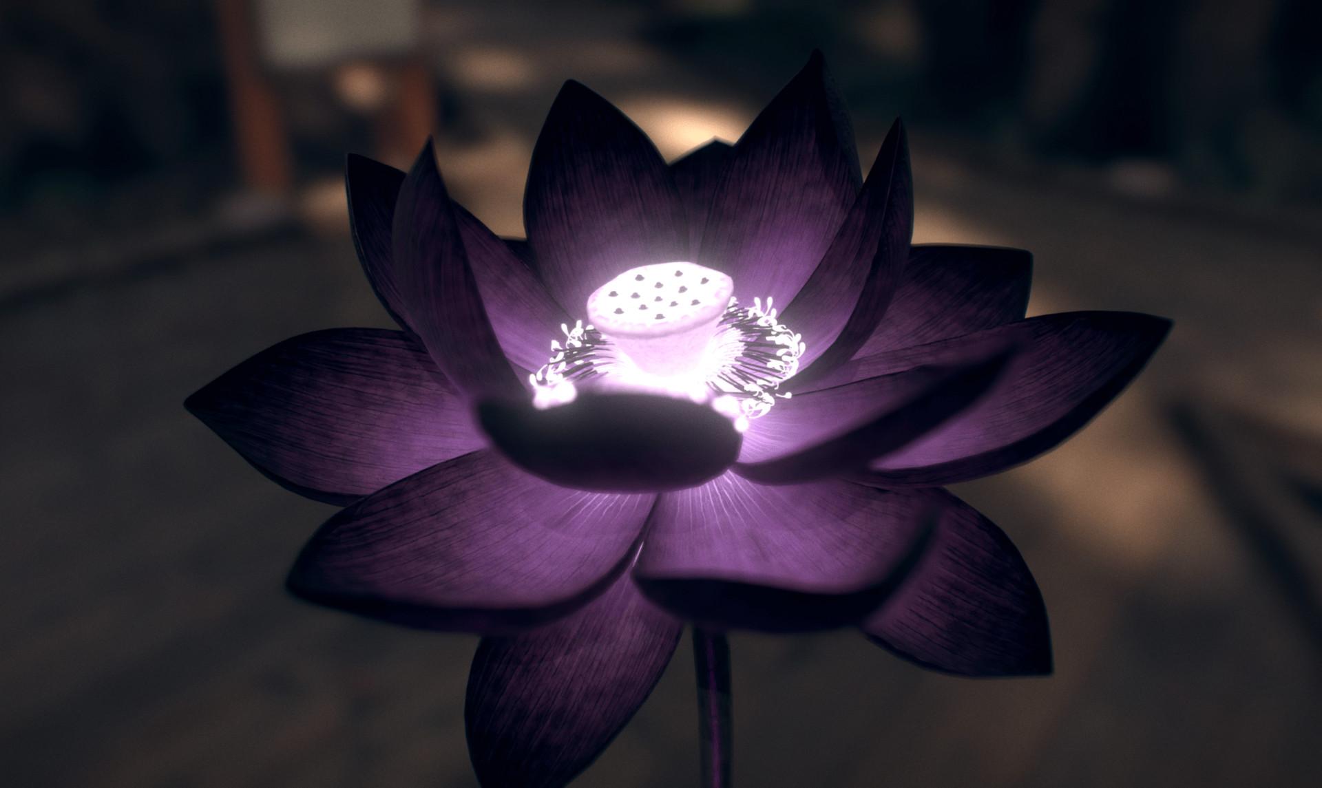 Artstation Black Lotus Frank Moussette