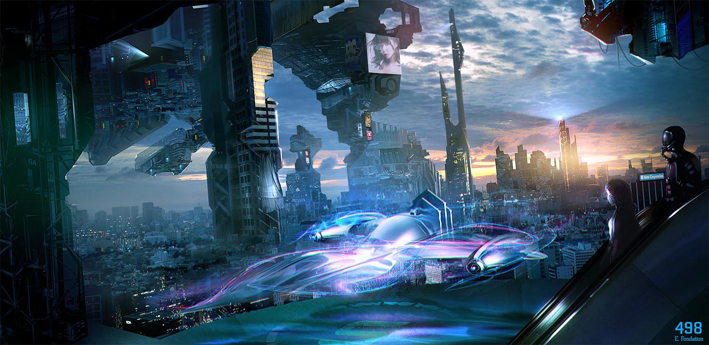 Sci-Fi Concepts