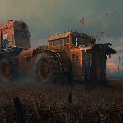 Sergey vasnev sunset exp