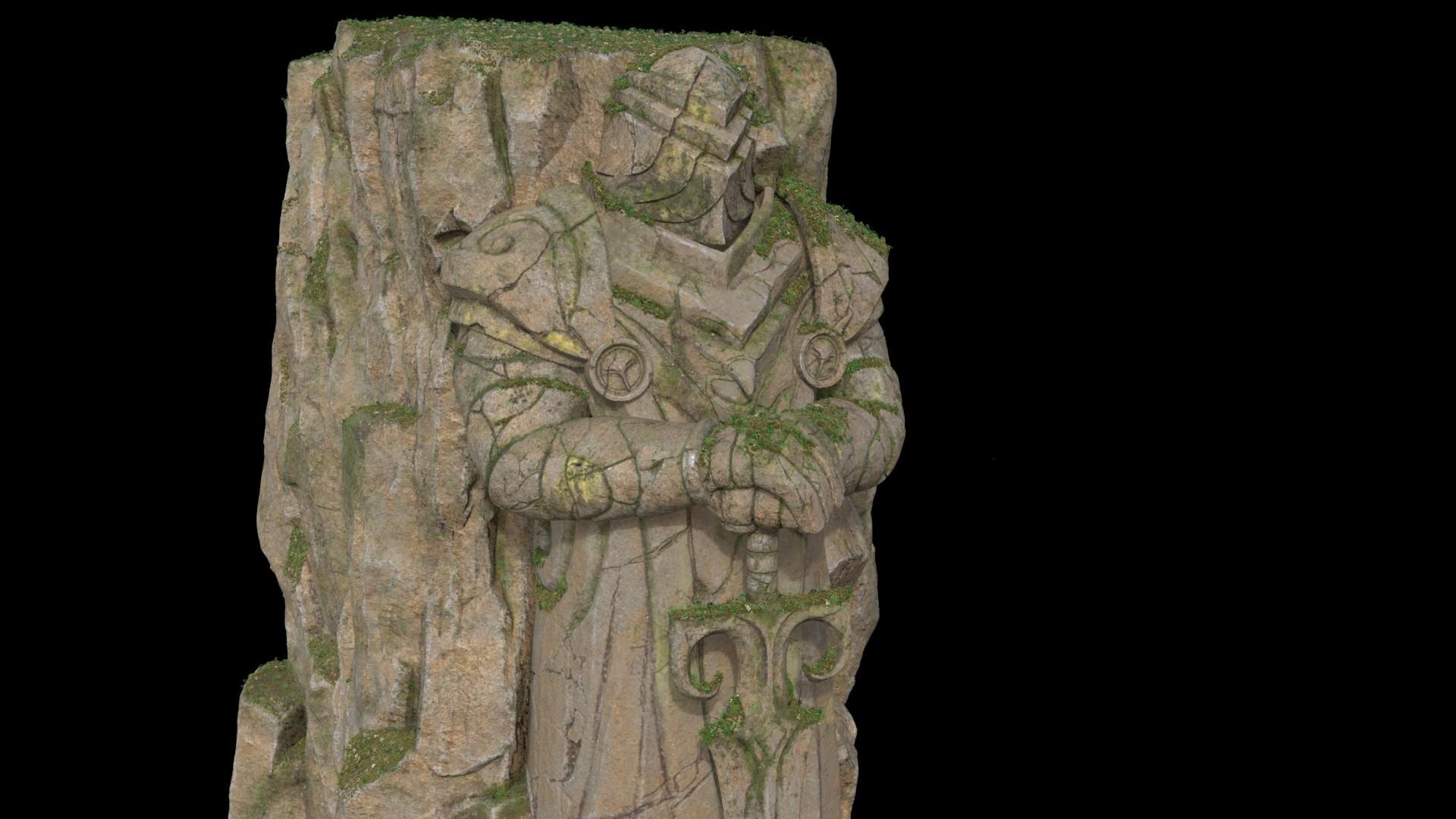 Darko mitev statue rnd01