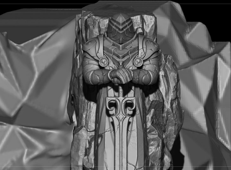Darko mitev statue01