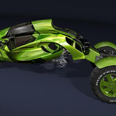 Mirsx agic rescus redesign green