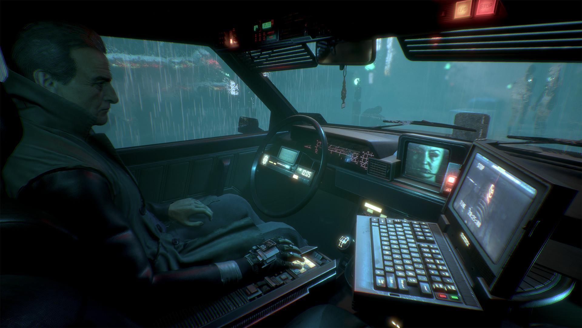 Mateusz lenart observer police car