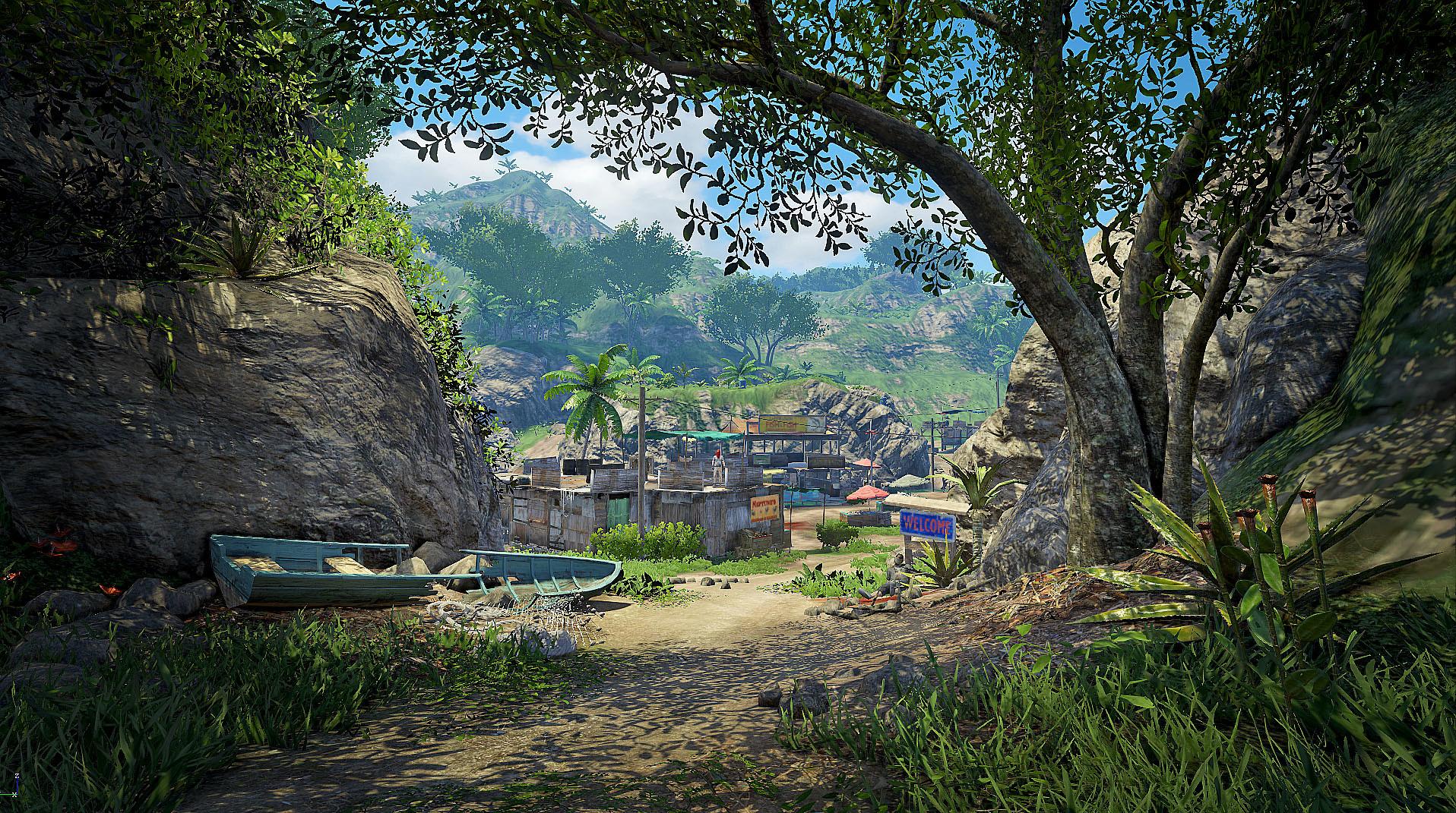 Artstation Far Cry 3 Art Chris Prelot