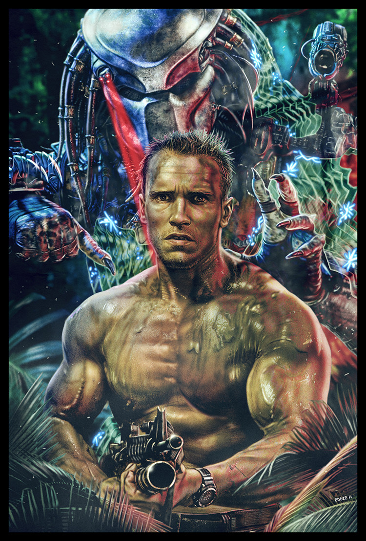 Eddie holly thepredator