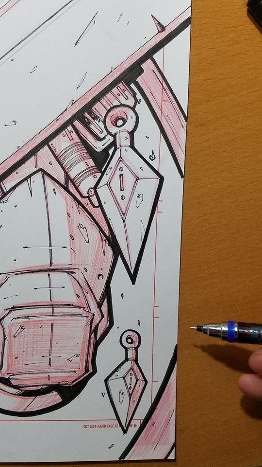 Inking...