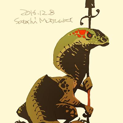 Satoshi matsuura 2016 12 08