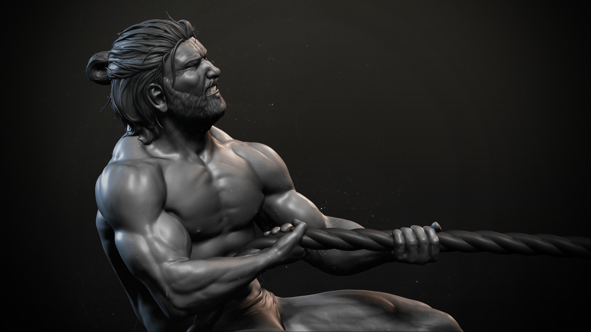 Omar chaouch tugwar anatomy study omar chaouch 06