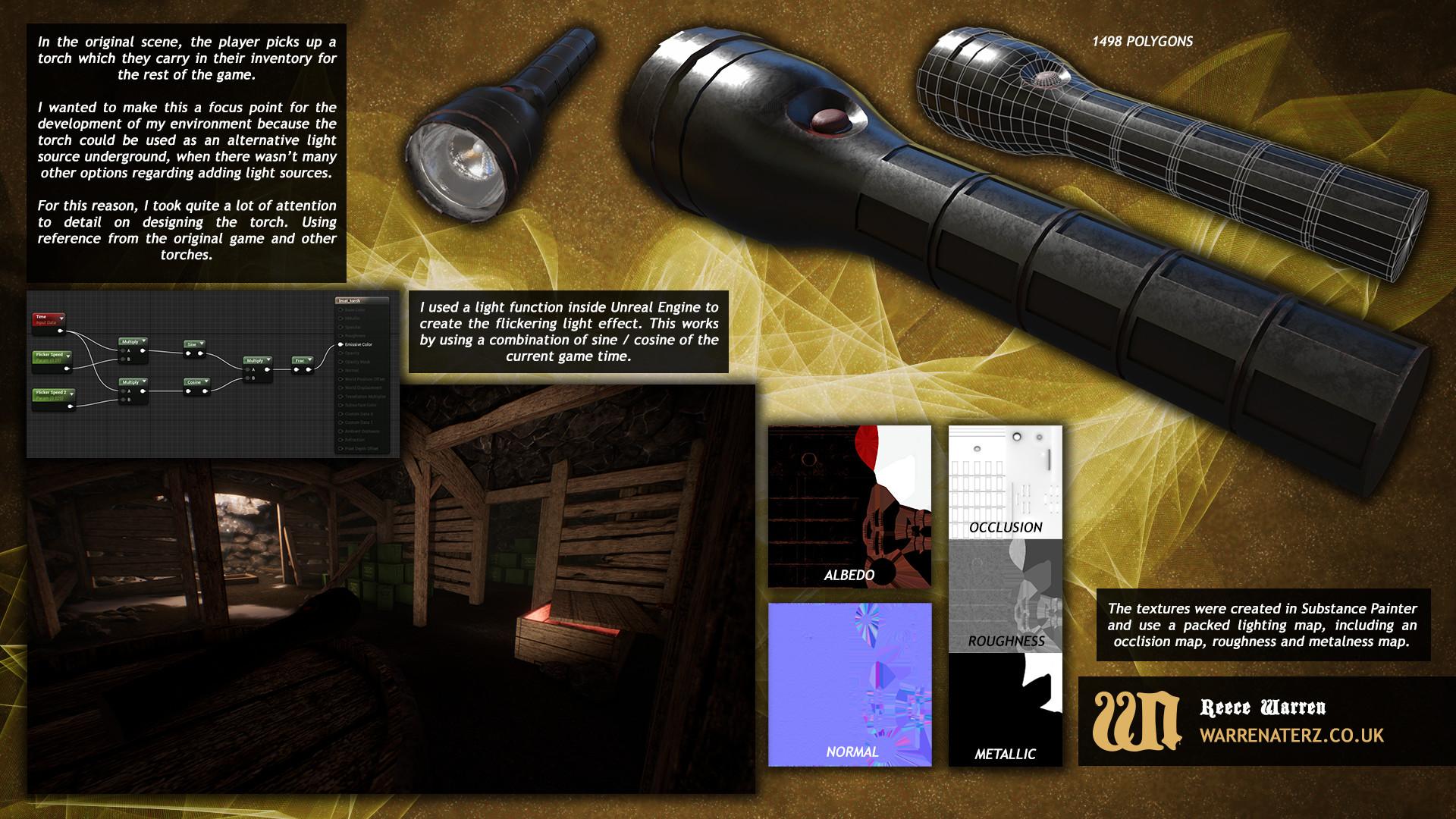 ArtStation - Penumbra: Overture - Mine Entrance Remaster