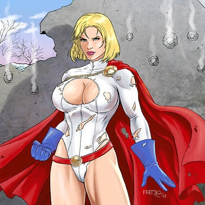 Fernando merlo power girl 2