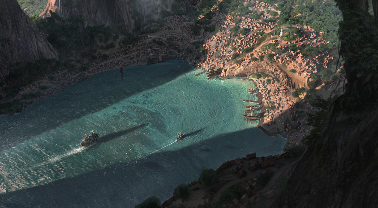 Settlement Bay