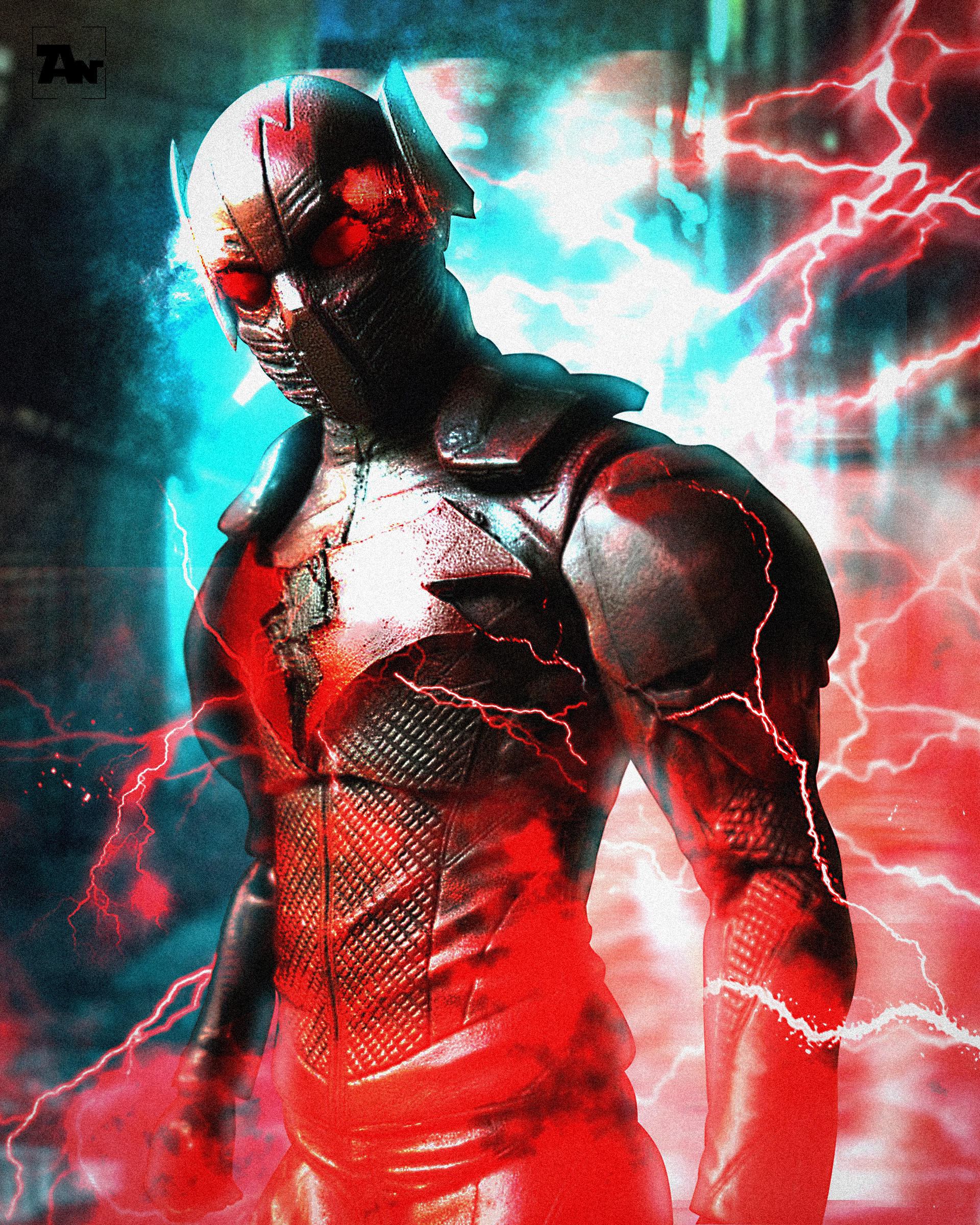 Red death- The Flash