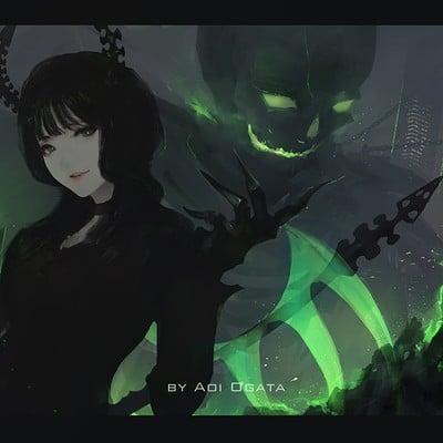 Aoi ogata deathz