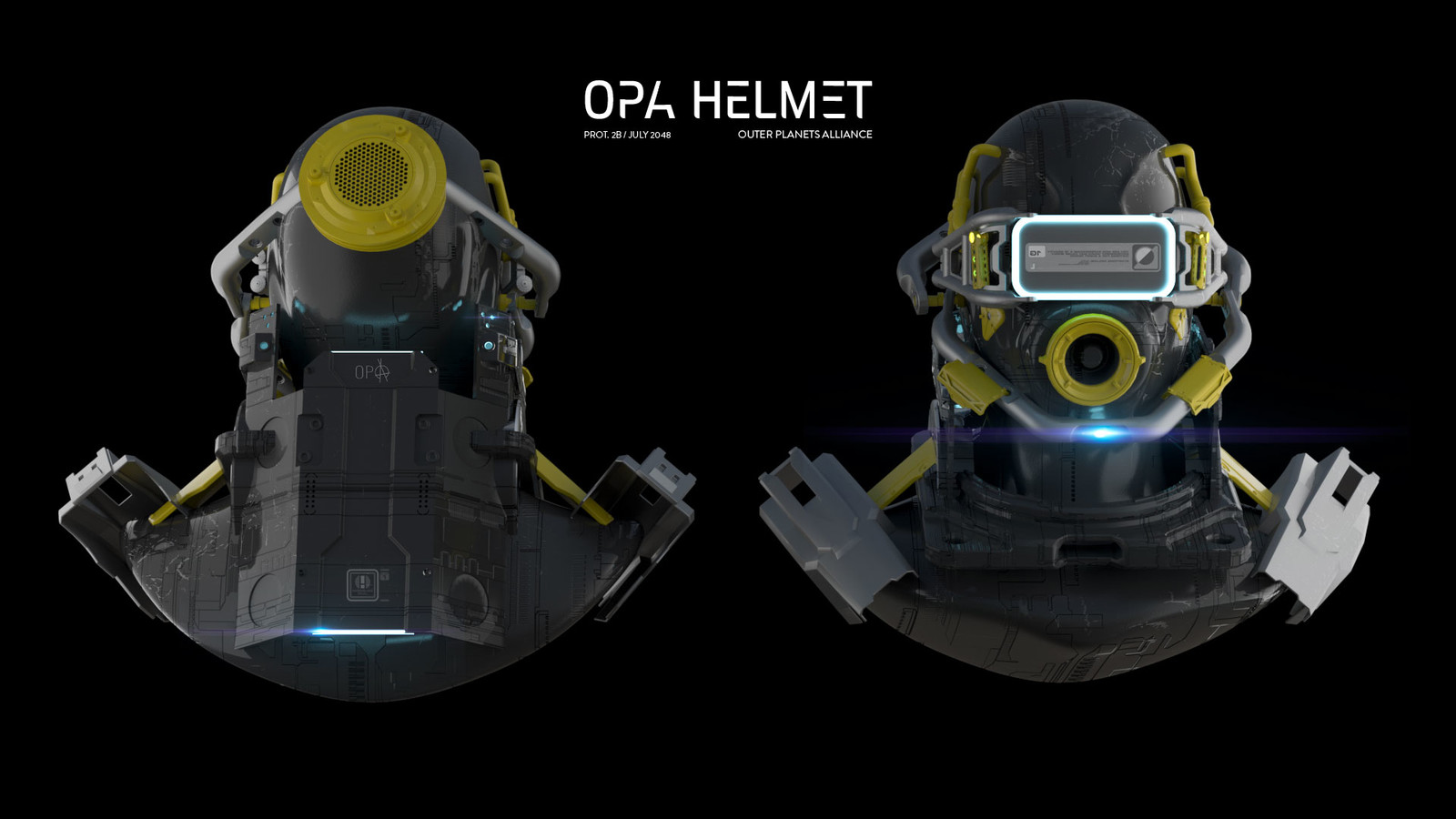 OPA Helmet