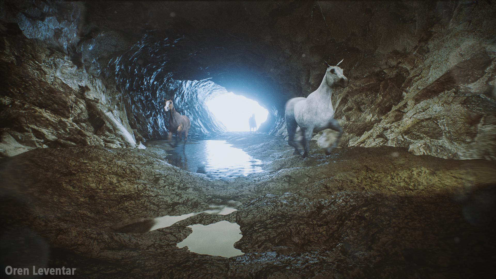 Oren leventar horses