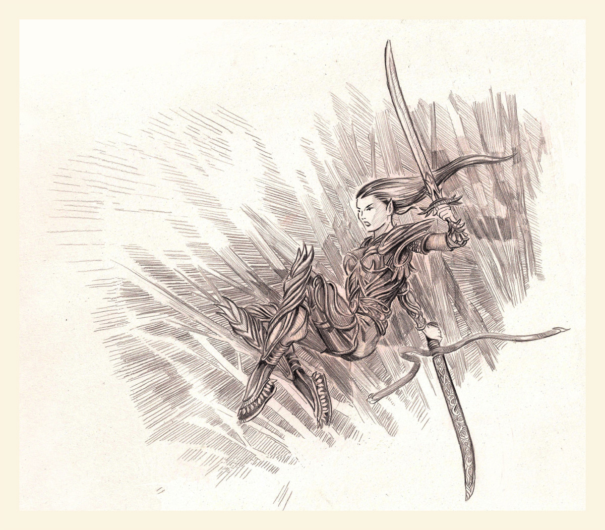sketch pencil 8