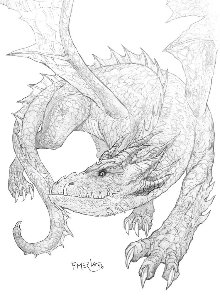 Fernando merlo dragon merlo