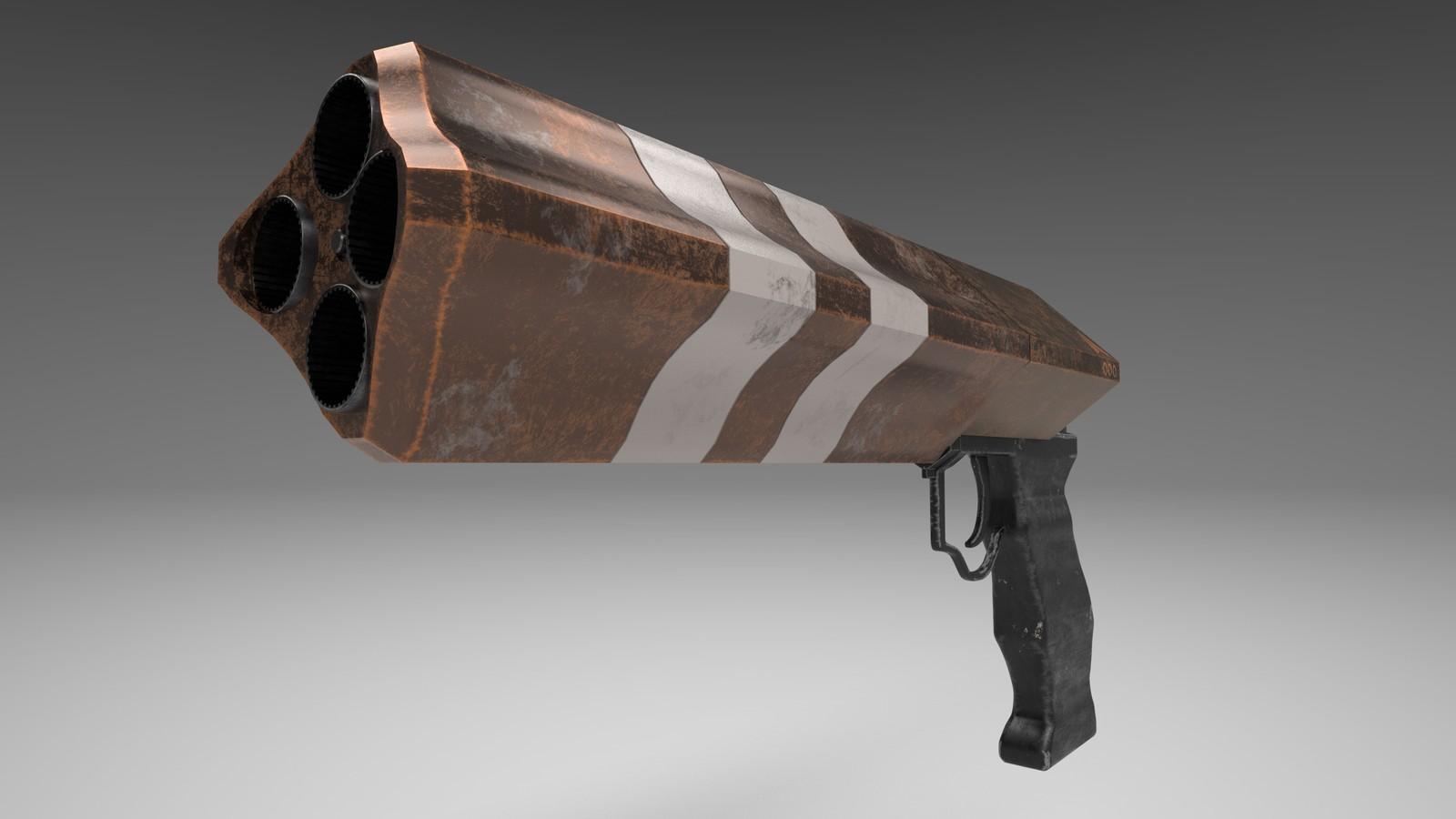 Quadrifoglio Rivoltella - Destiny 2 Handcannon