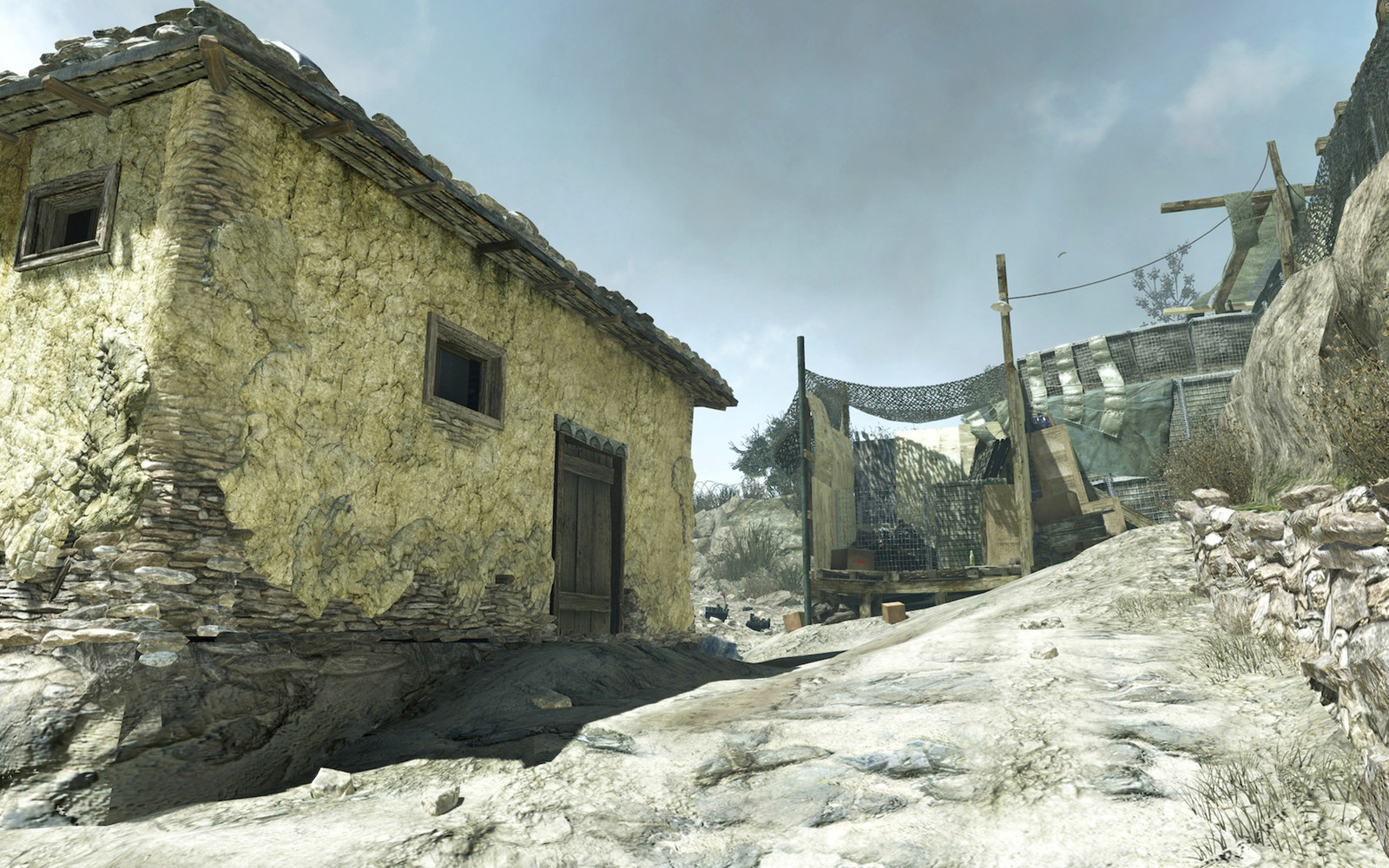 COD: MW3 Lookout Lighting