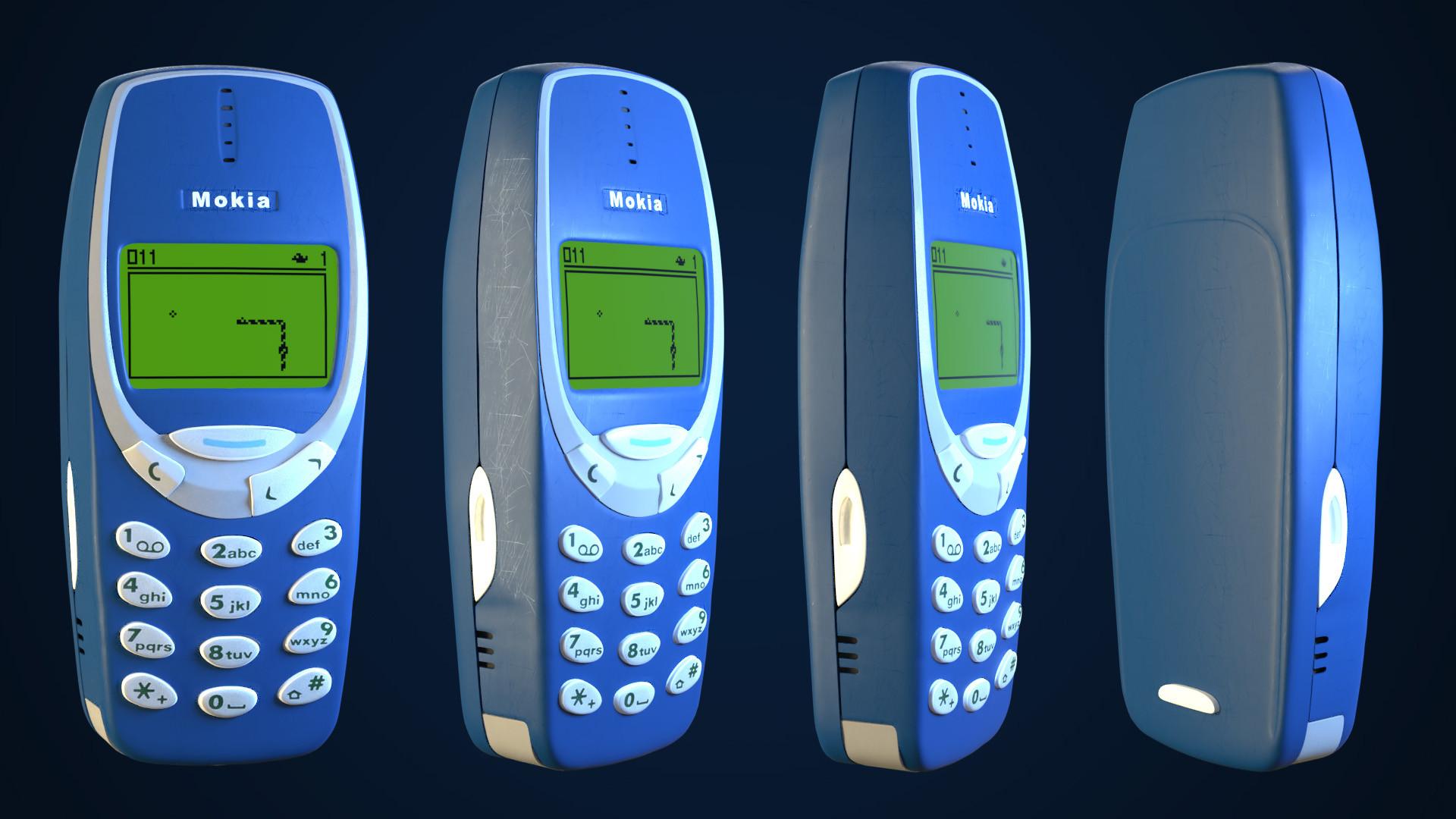 Artturi Mäntysaari Nokia 3310